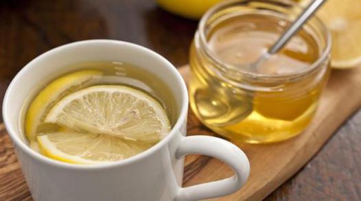 miel citron toux