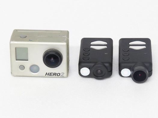 mini camera pour drone