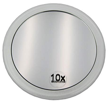 miroir grossissant ventouse x10