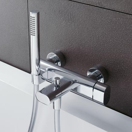 mitigeur baignoire avec douchette