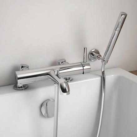 mitigeur sur baignoire