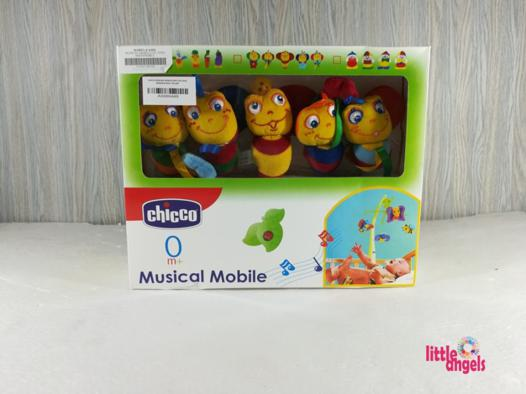 mobile musical chicco