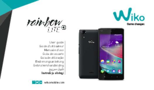 mode d'emploi smartphone wiko