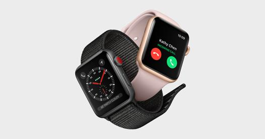 montre apple watch serie 3