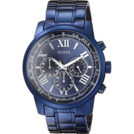 montre bleu marine homme