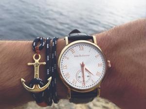 montre bracelet ancre