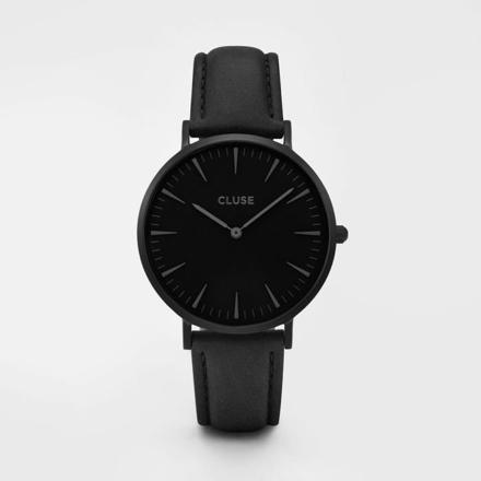 montre cluse noir