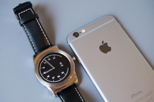 montre compatible iphone 6