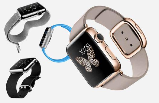montre connectée apple femme
