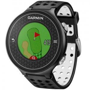 montre connectée golf