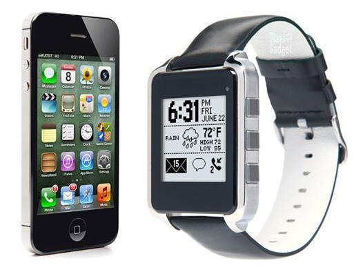 montre connectée pour iphone 4s
