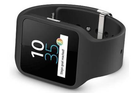 montre connectée sony smartwatch 3
