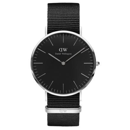 montre daniel wellington noir