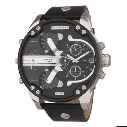 montre diesel chronographe