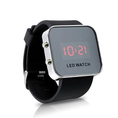 montre ecran led