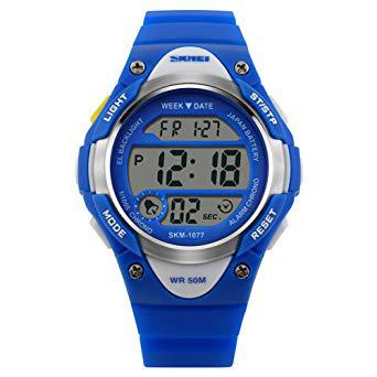 montre enfant chronometre