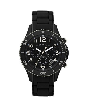 montre marc jacobs noir