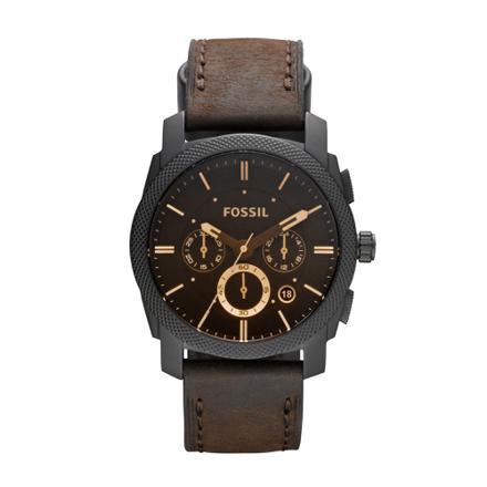 montre noir homme