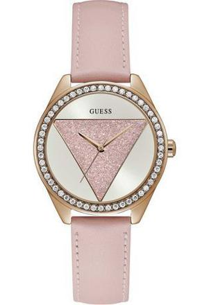 montre or rose guess