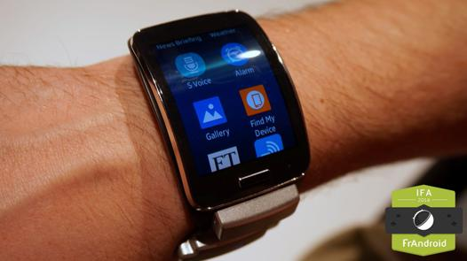 montre samsung galaxy gear s