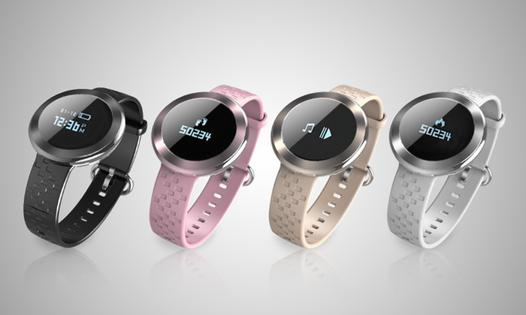 montre smartwatch crystal