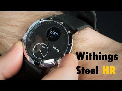 montre steel hr