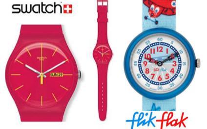 montre swatch pour enfant