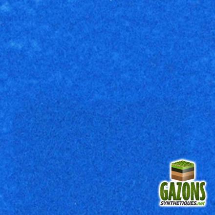 moquette exterieur bleu