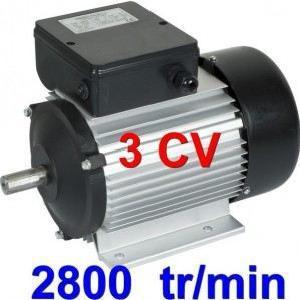 moteur electrique 220 volts monophasé
