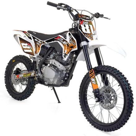 moto cross homologué