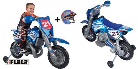 moto électrique feber