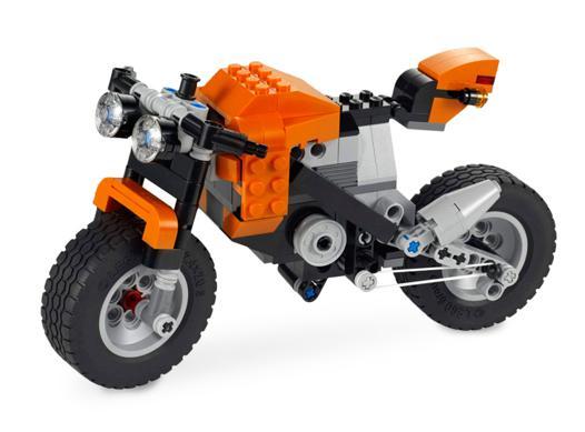 moto en lego