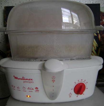moulinex cuit vapeur