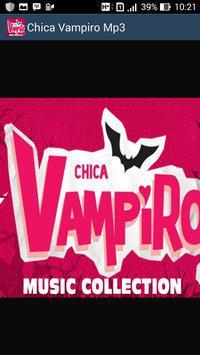 mp3 chica vampiro