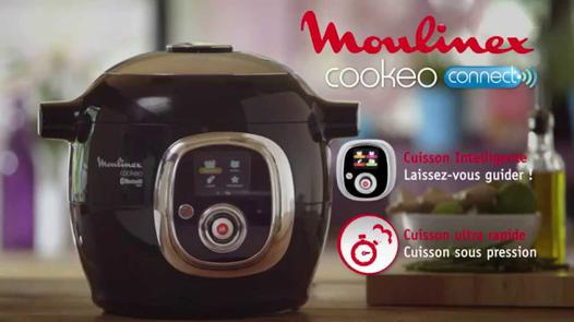 multicuiseur moulinex cookeo connect