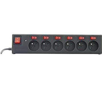 multiprise interrupteur individuel