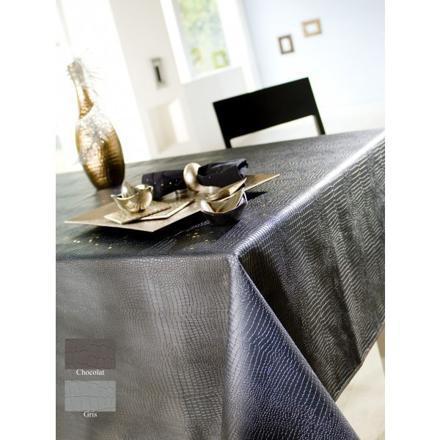 nappe toile cirée design