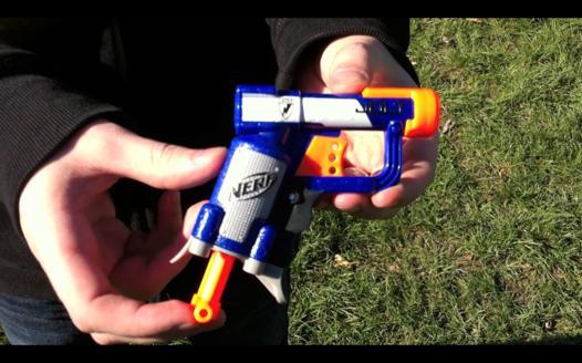 nerf elite pistolet jolt