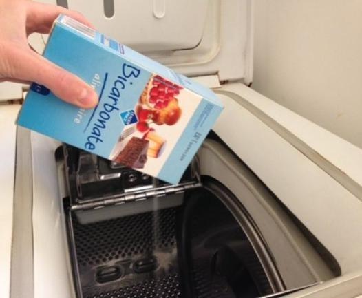 nettoyage d'une machine à laver