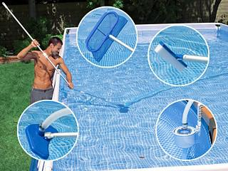 nettoyer fond piscine hors sol intex