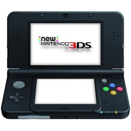 new nintendo 3ds noir