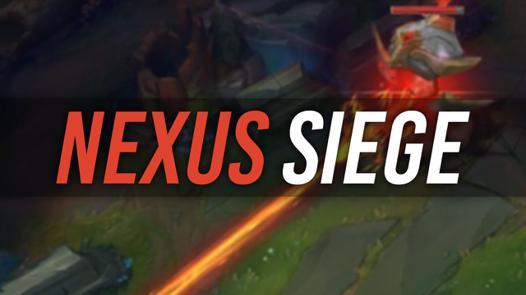 nexus siege