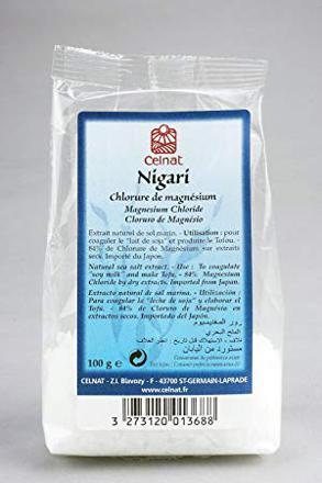 nigari chlorure de magnésium