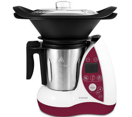 nouveau robot cuiseur