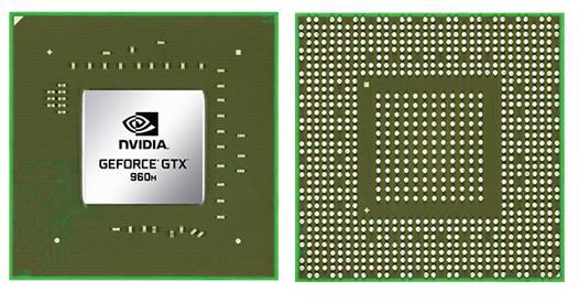 nvidia geforce gtx 960m - 2 go