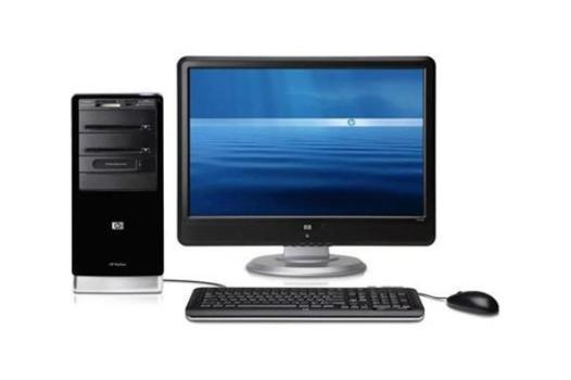 ordinateur de bureau wifi intégré