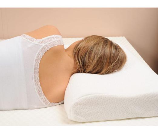 oreiller douleurs cervicales