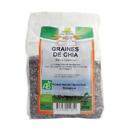 ou des graines de chia en france