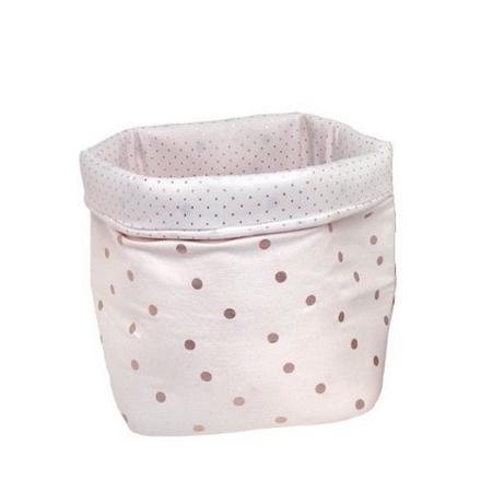 panier rangement bébé tissu