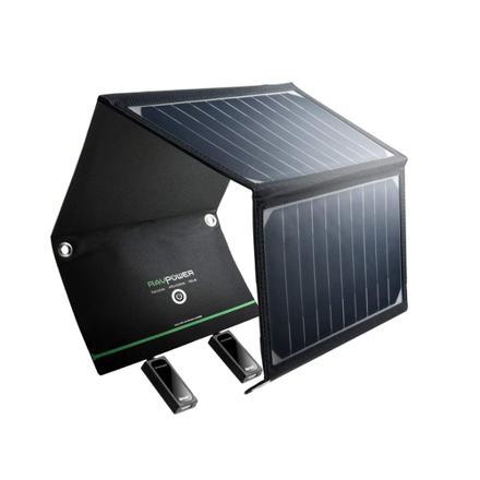 panneau solaire portatif